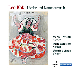 Leo Kok, Lieder and chamber music